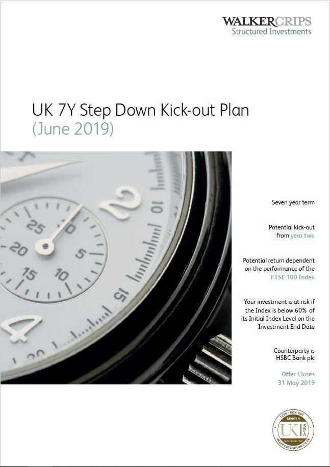 Walker Crips UK 7Y Step Down Kick-Out Plan June 2019