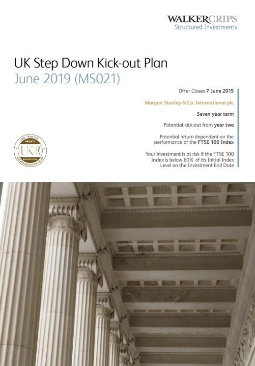 Walker Crips UK Step Down Kick-Out Plan June 2019 (MS021)