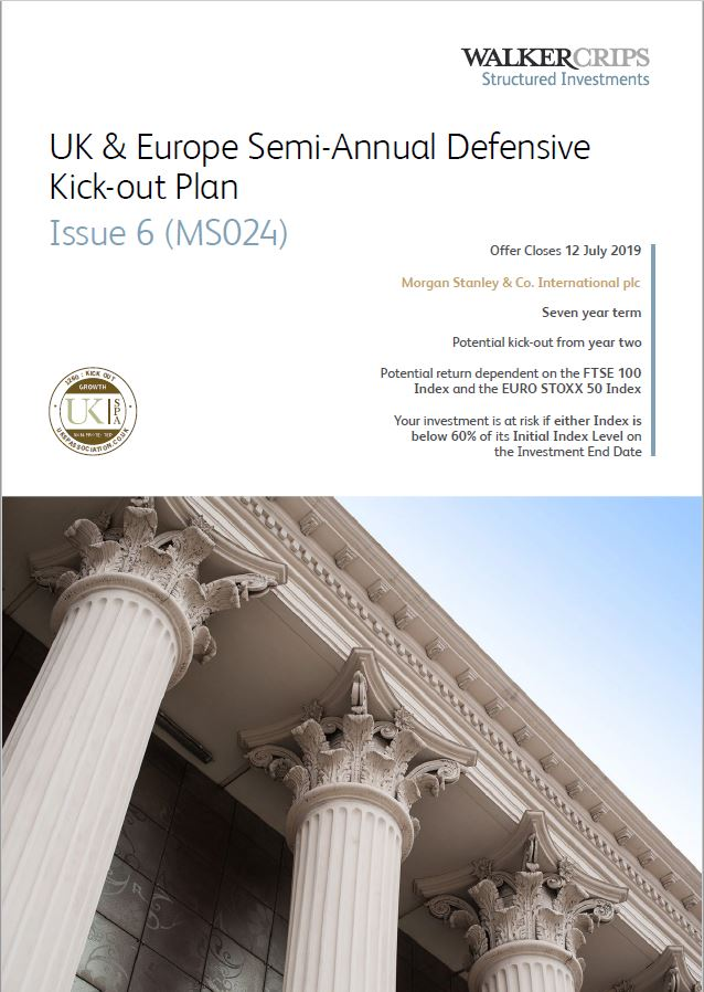 Walker Crips UK & Europe Semi-Annual Defensive Kick-out Plan Issue 6 (MS024)