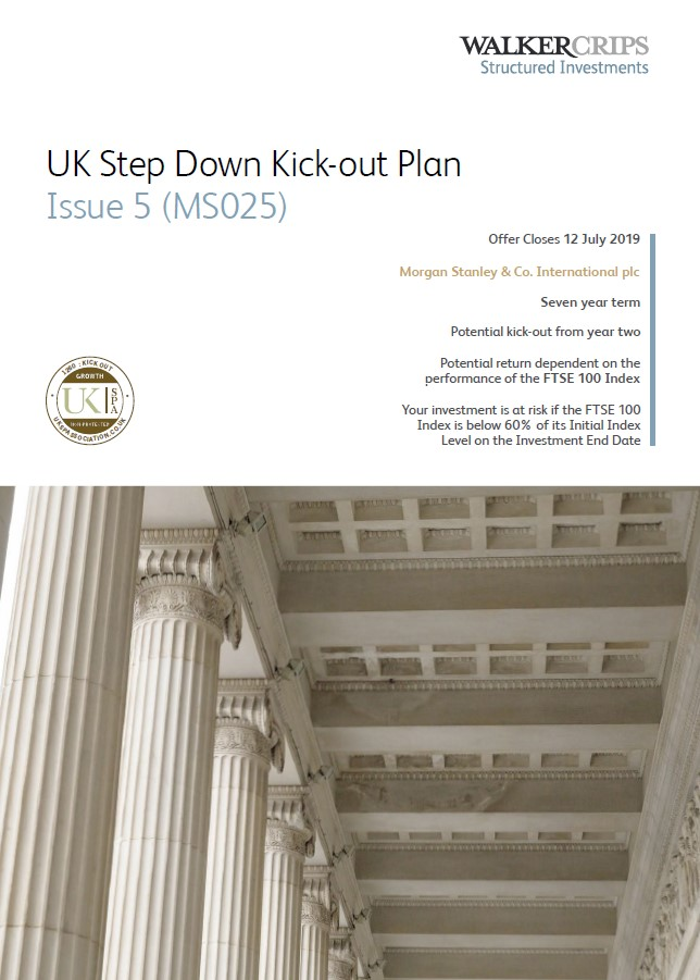 Walker Crips UK Step Down Kick-out Plan Issue 5 (MS025)