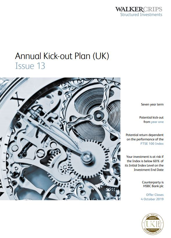 Walker Crips Annual Kick-out Plan (UK) Issue 13