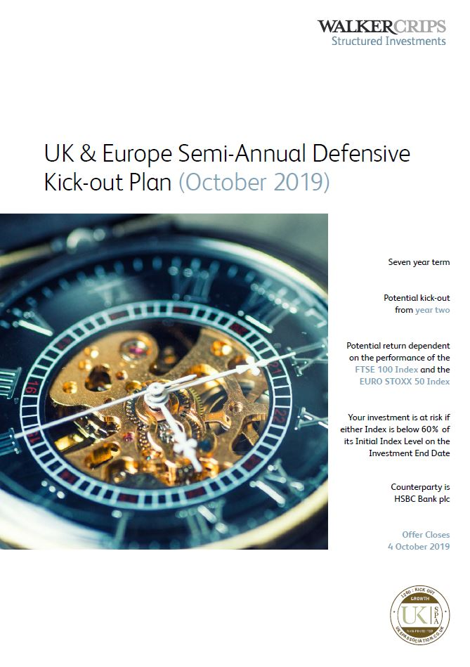 Walker Crips UK & Europe Semi-Annual Defensive Kick-out Plan (October 2019)