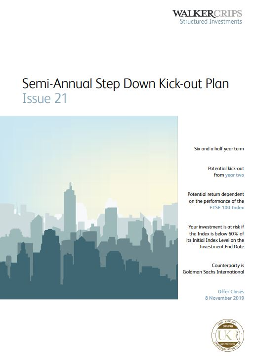 Walker Crips Semi-Annual Step Down Kick-Out Plan Issue 21