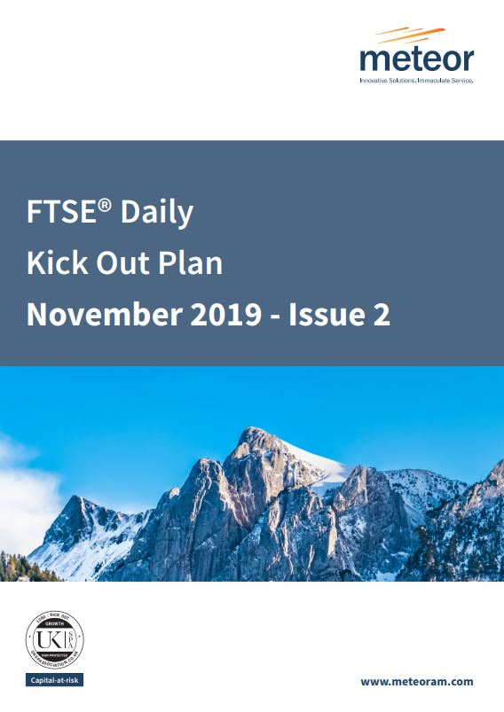 Meteor FTSE Daily Kick Out Plan November 2019 - Issue 2