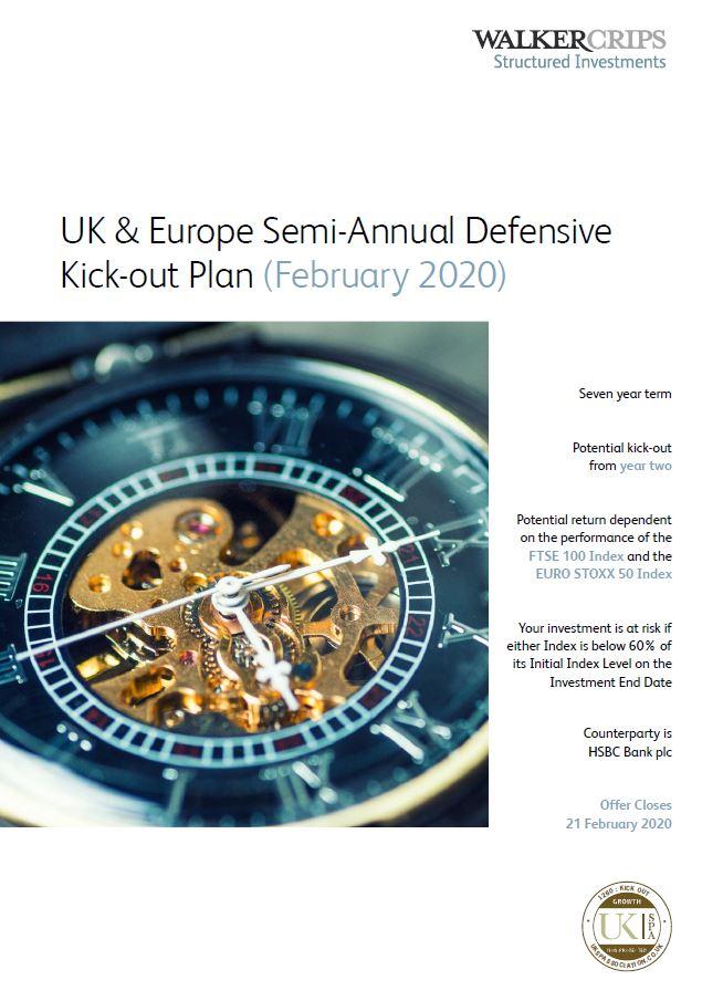 Walker Crips UK & Europe Semi-Annual Defensive Kick-out Plan (February 2020)