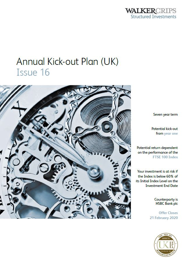 Walker Crips Annual Kick-out Plan (UK) Issue 16