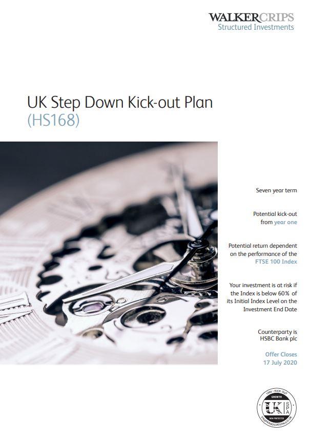 Walker Crips UK Step Down Kick Out Plan (HS168)