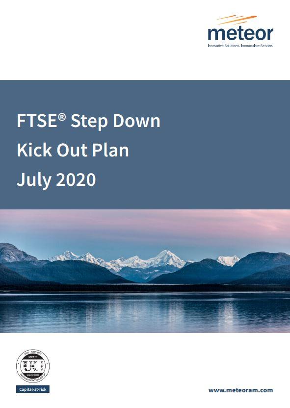 Meteor FTSE Step Down Kick Out Plan July 2020