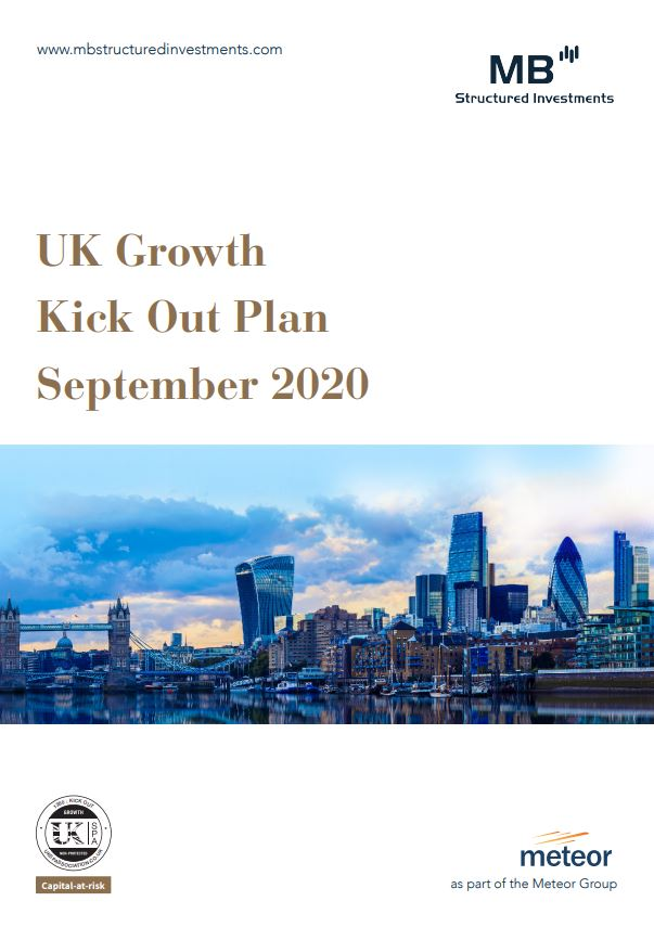 MB Structured Investments UK Growth Kick Out Plan September 2020