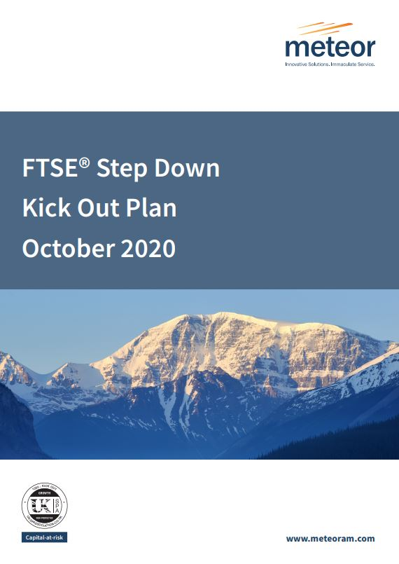 Meteor FTSE Step Down Kick Out Plan October 2020