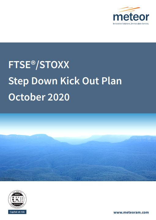 Meteor FTSE/STOXX Step Down Kick Out Plan October 2020