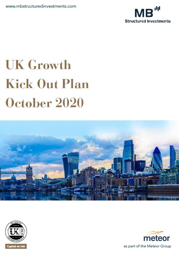 MB Structured Investments UK Growth Kick Out Plan October 2020