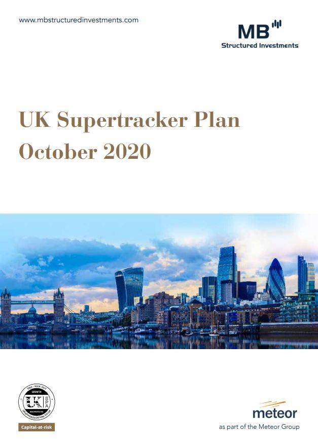 MB Structured Investments UK Supertracker Plan October 2020
