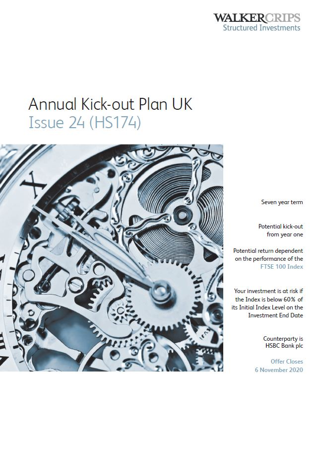 Walker Crips Annual Kick-out Plan UK Issue 24 (HS174)