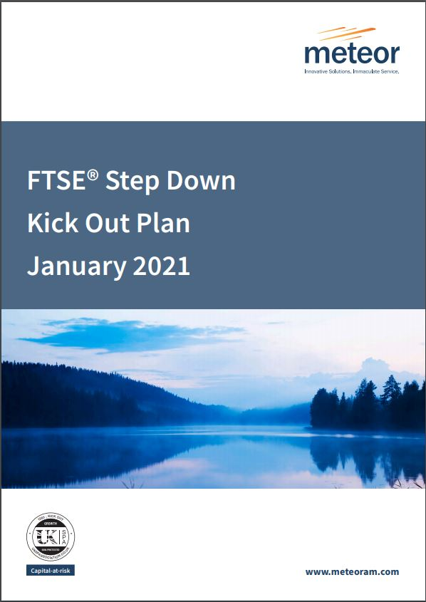 Meteor FTSE Step Down Kick Out Plan January 2021